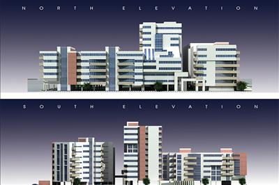 Daryan-no Residential Complex