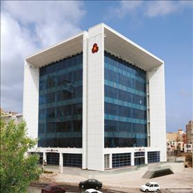 Shiraz Mellat Bank HQ